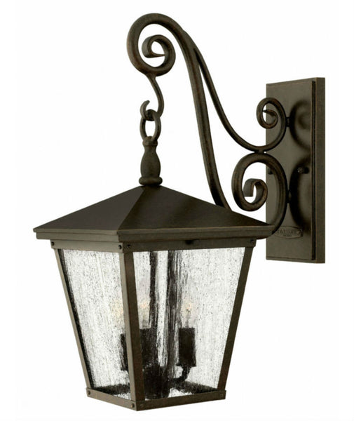 Trellis Wall Lantern | Medium - Magins Lighting Exterior Wall Lamps Lead Time: 5 - 6 Weeks Magins Lighting