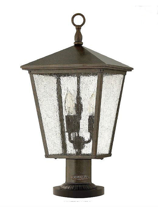 Trellis Pillar Mount Lantern - Magins Lighting Exterior Wall Lamps Lead Time: 5 - 6 Weeks Magins Lighting