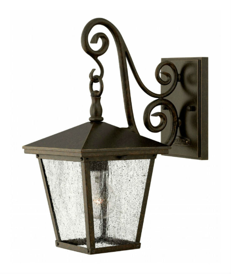 Trellis Wall Lantern | Small - Magins Lighting Exterior Wall Lamps Elstead Lighting Magins Lighting