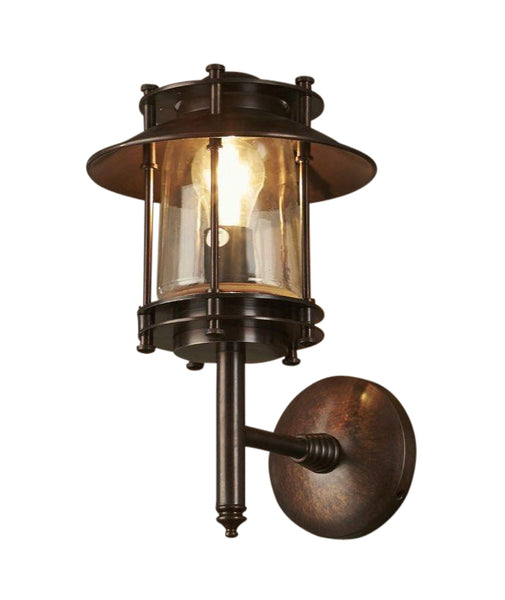 Turner Wall Lamp | Bronze - Magins Lighting Exterior Wall Lamps Magins Lighting Magins Lighting