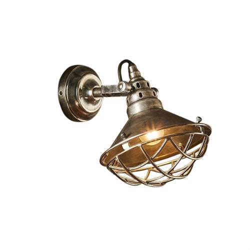 Twain | Aged Nickel - Magins Lighting Spot Light Magins Lighting Magins Lighting