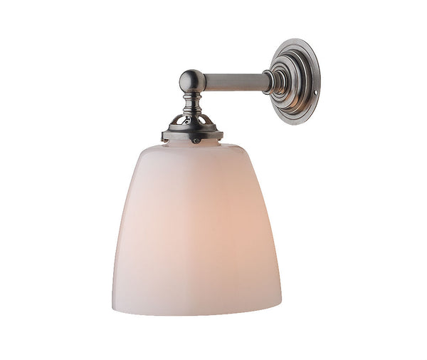 Brighton Wall Lamp | Opal Glass - Magins Lighting Wall Lead Time: 5 - 6 Weeks Magins Lighting