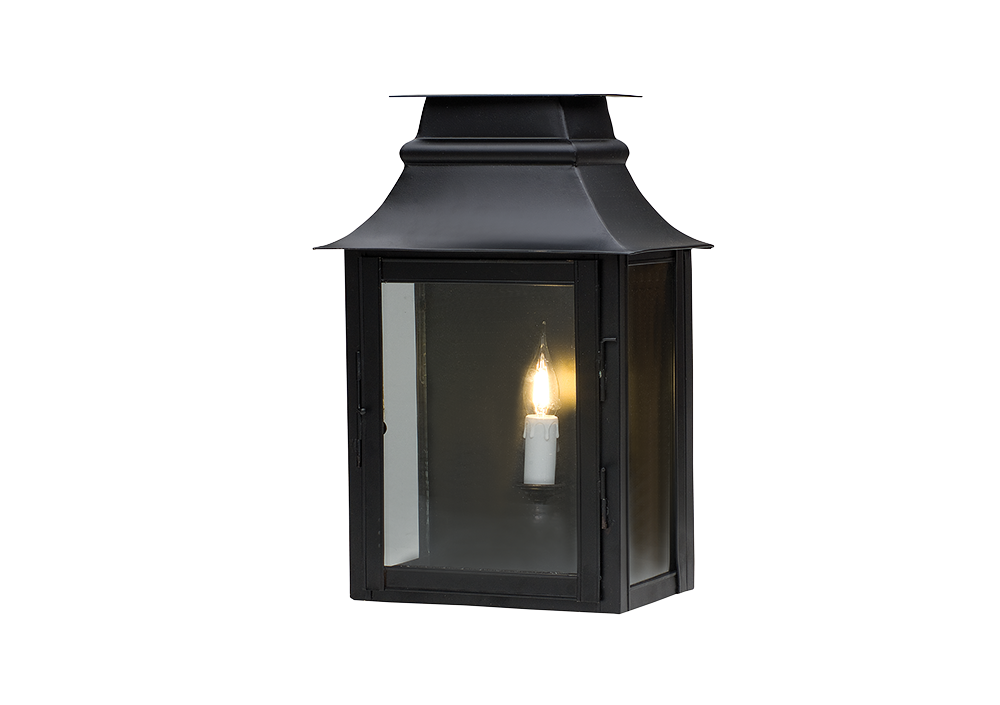 Hopkins | Black - Magins Lighting Exterior Wall Lamps Magins Lighting Magins Lighting