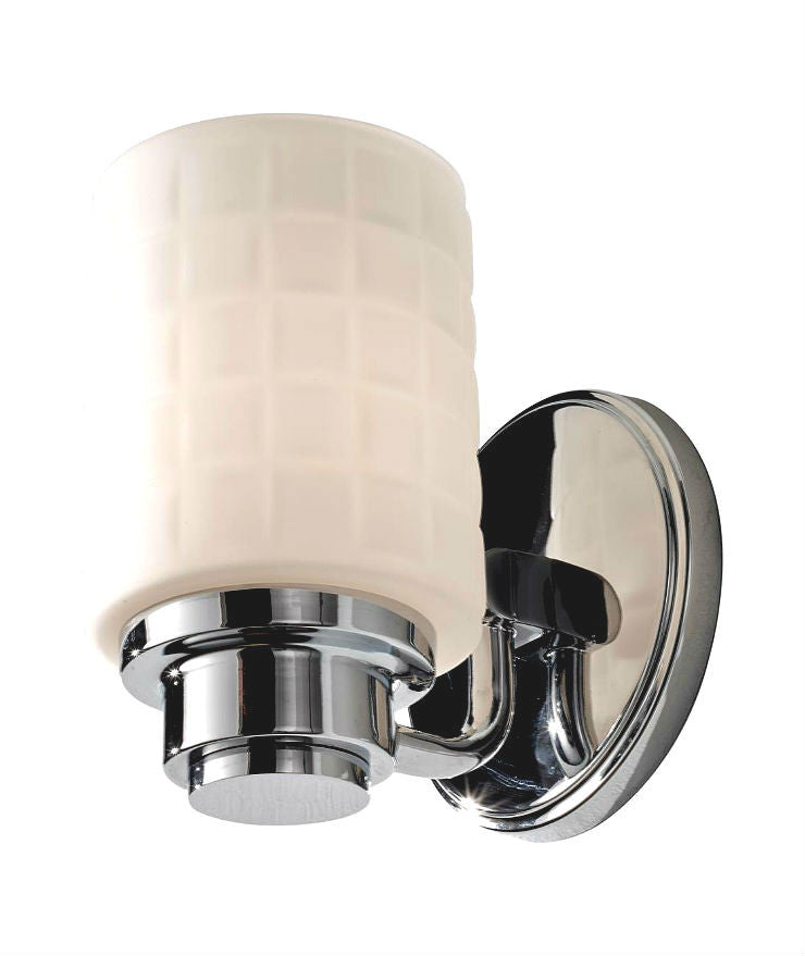 Wadsworth Single Wall Lamp - Magins Lighting Bathroom Wall Lamp Elstead Lighting Magins Lighting