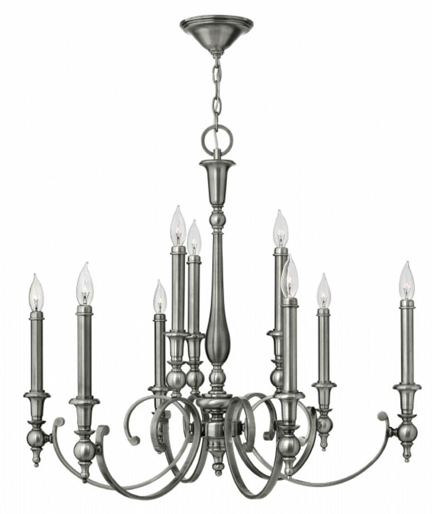Yorktown 9 Light Chandelier - Magins Lighting Chandelier Lead Time: 5 - 6 Weeks Magins Lighting