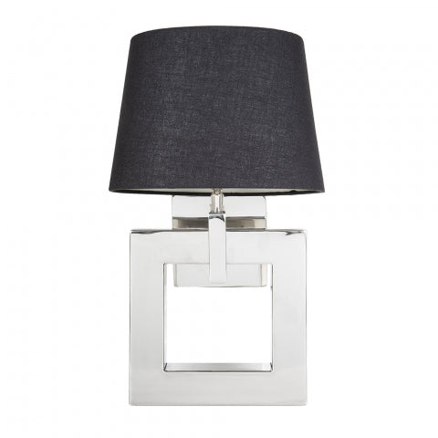 Beverly Sconce Base Nickel - Magins Lighting Interior Wall Lamps Usually dispatches within 2-3 days. Please contact us to confirm prior to placing your order. Magins Lighting