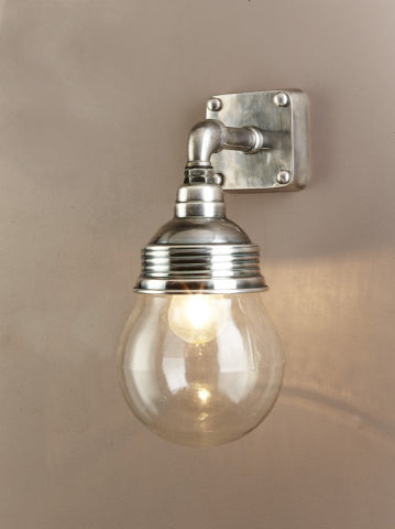 Dover Wall Lamp - Magins Lighting Interior Wall Lamps Usually dispatches within 2-3 days. Please contact us to confirm prior to placing your order. Magins Lighting