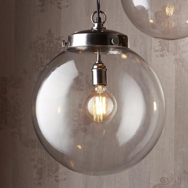 Celeste | Clear Glass - Magins Lighting Glass Pendant Lead Time: 7 - 10 Days Magins Lighting