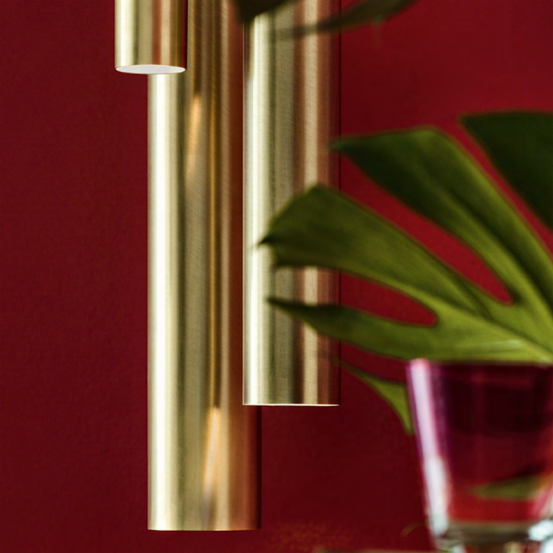 Girasoli Pendant Polished Brass / 208.31.ON - Magins Lighting Pendant 6-7 Week Lead Time Magins Lighting