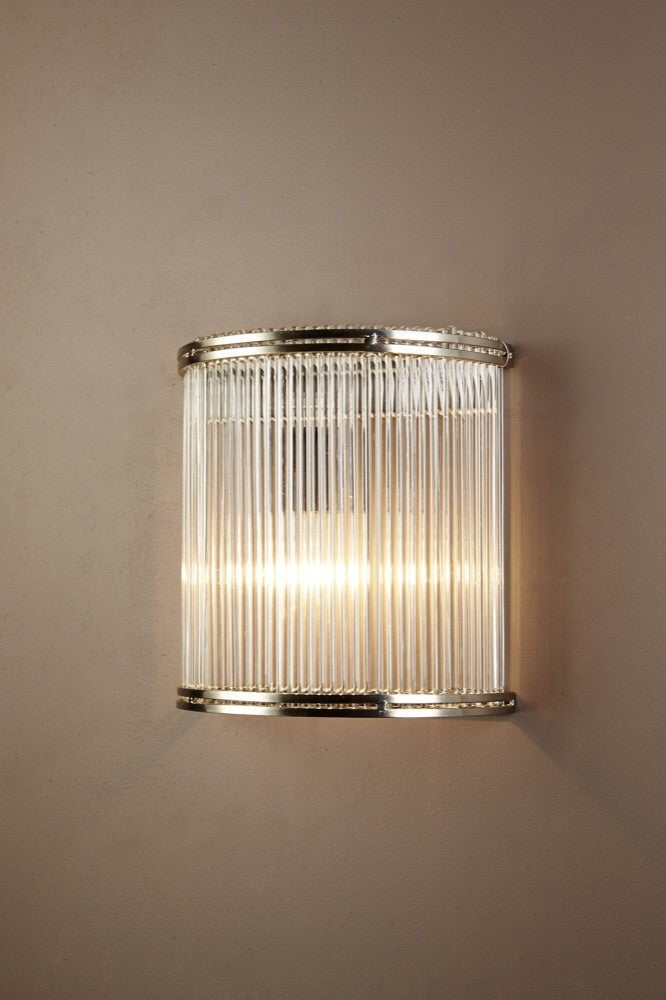 Verre Wall Sconce | Curved - Magins Lighting Wall Sconce Lead Time: 7 - 10 Days Magins Lighting