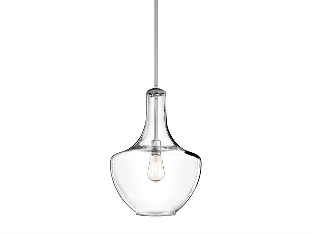Everly Chrome | Large - Magins Lighting  Magins Lighting Magins Lighting