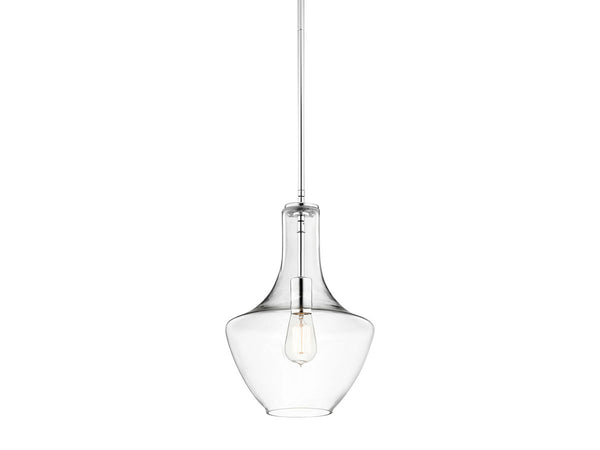 Everly Chrome | Small - Magins Lighting  Magins Lighting Magins Lighting
