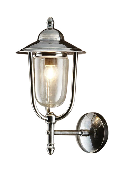 Pier | Antique Nickel - Magins Lighting Exterior Wall Lamps Magins Lighting Magins Lighting