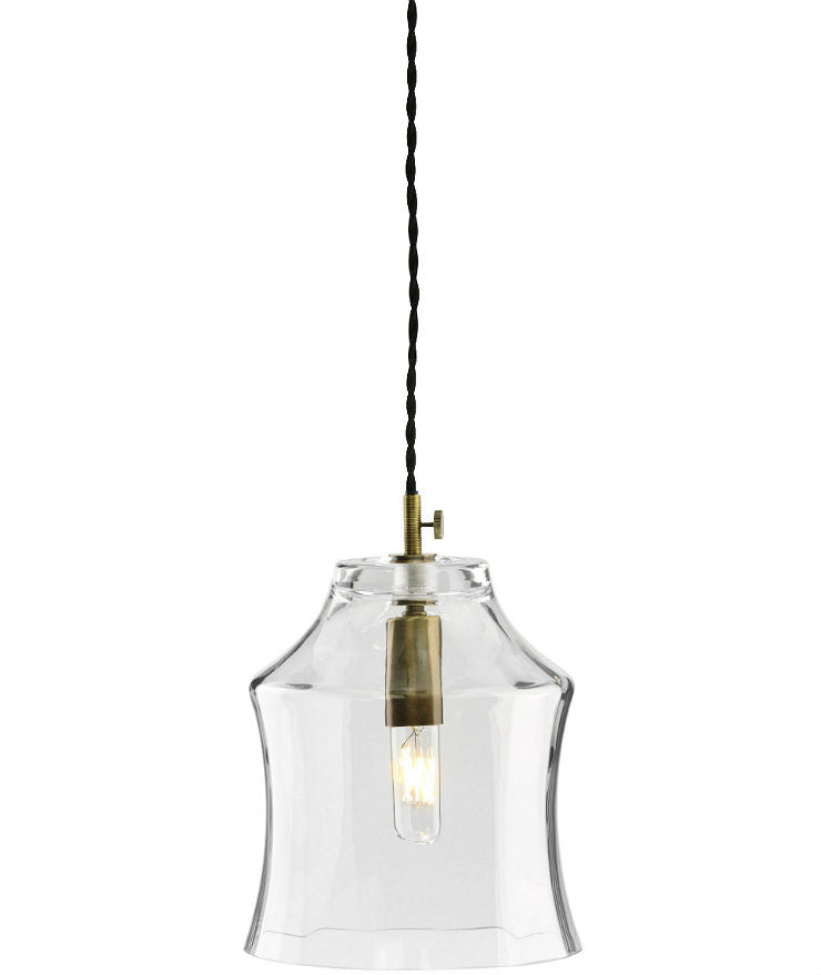 Tulip Pendant | Medium - Magins Lighting Glass Pendant Lead Time: 1 - 2 Weeks Magins Lighting