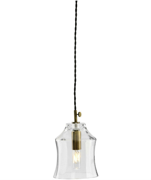 Tulip Pendant | Small - Magins Lighting Glass Pendant Lead Time: 1 - 2 Weeks Magins Lighting