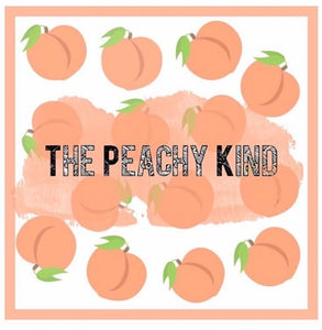 The peachy kind