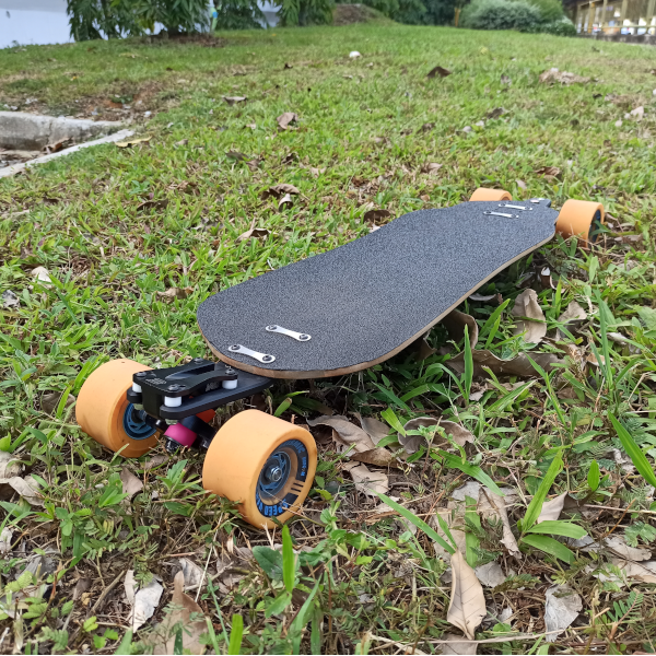 Exile Antidote LDP Longboard Complete Setup Review