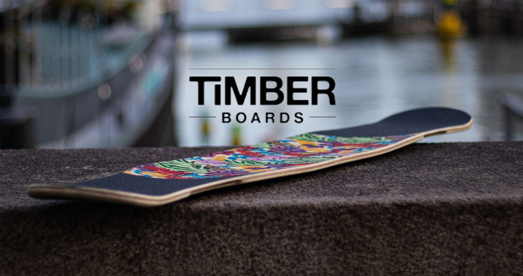 TIMBER BOARDS CATALOG