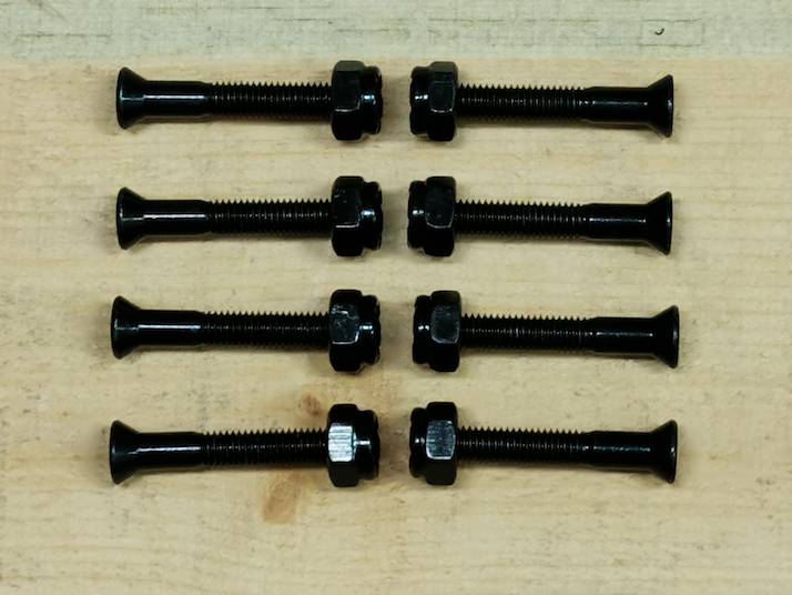 Mounting hardware for Longboard, ThaneLife Singapore