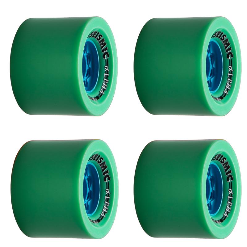 Seismic Alpha Wheels at ThaneLife Longboard Shop Singapore