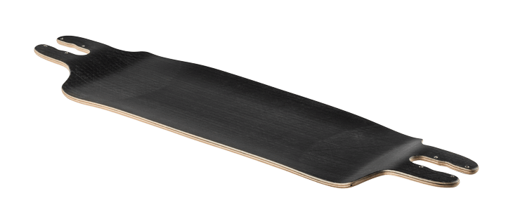 Zenit AB2.0 Deck, ThaneLife Longboard Gear Outlet