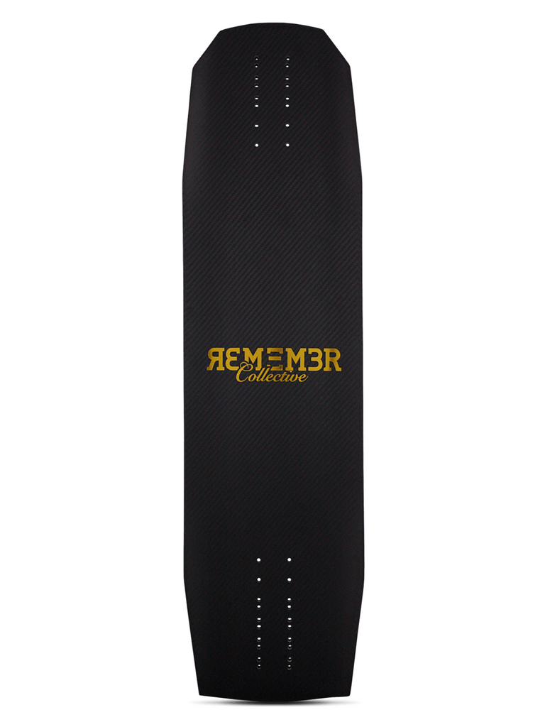 Remember Collective Carbon Hive Deck, ThaneLife Longboard Shop Singapore