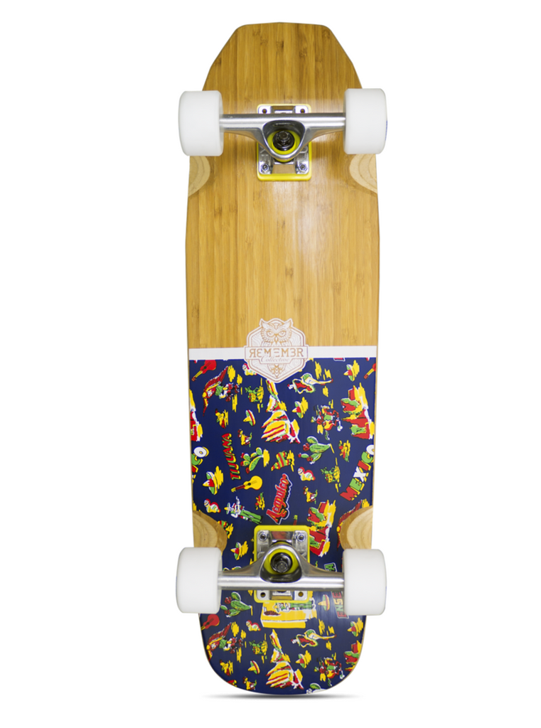Remember Collective Fiesta Cruiser, The Thane Life Longboard Shop Singapore