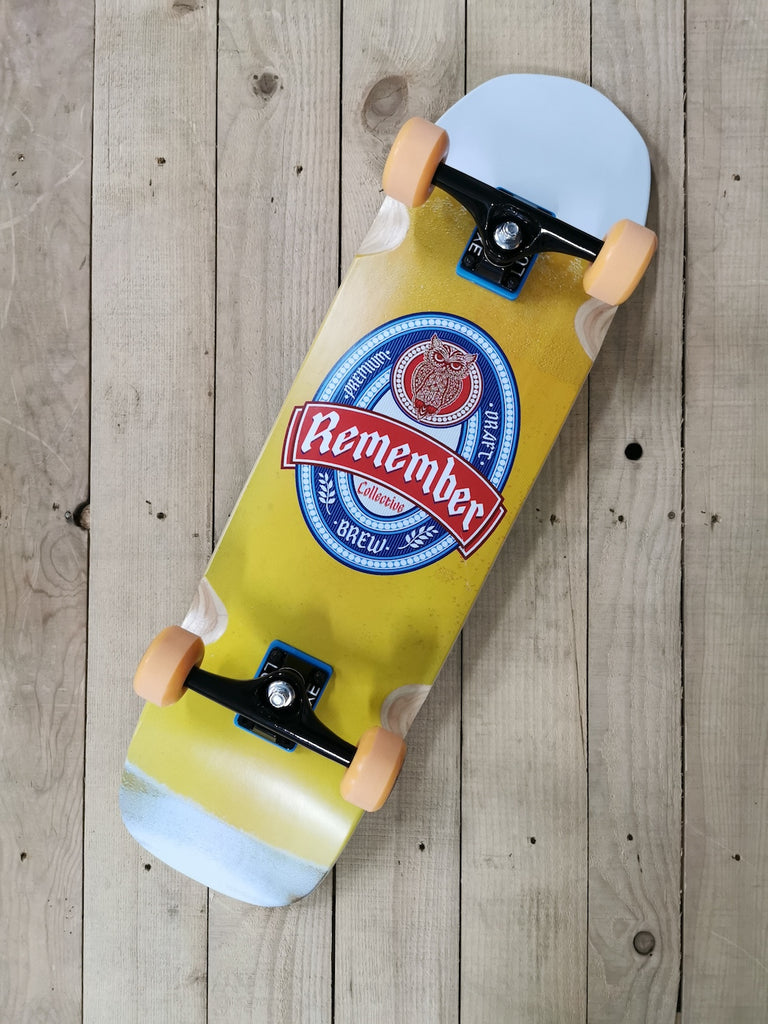 REMEMBER COLLECTIVE REMEMBEER COMPLETE POOL CRUISER 32.5""