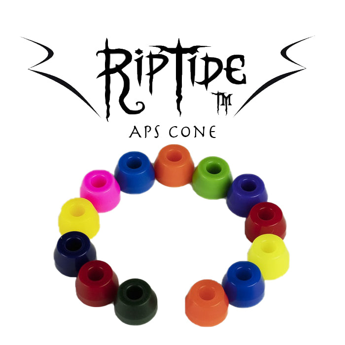 Riptide APS WFB Krank Bushings, ThaneLife Longboard Skateboardshop Singapore