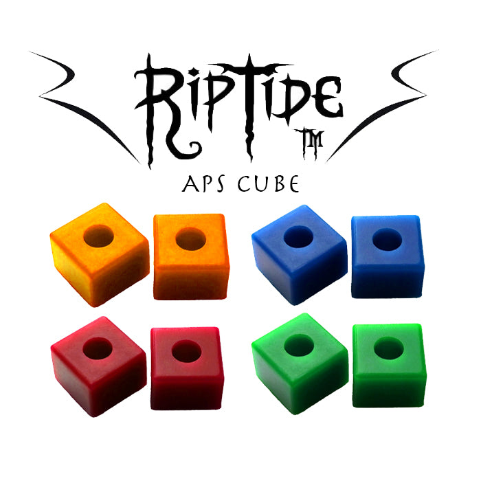 RIPTIDE APS BUSHINGS - CUBE