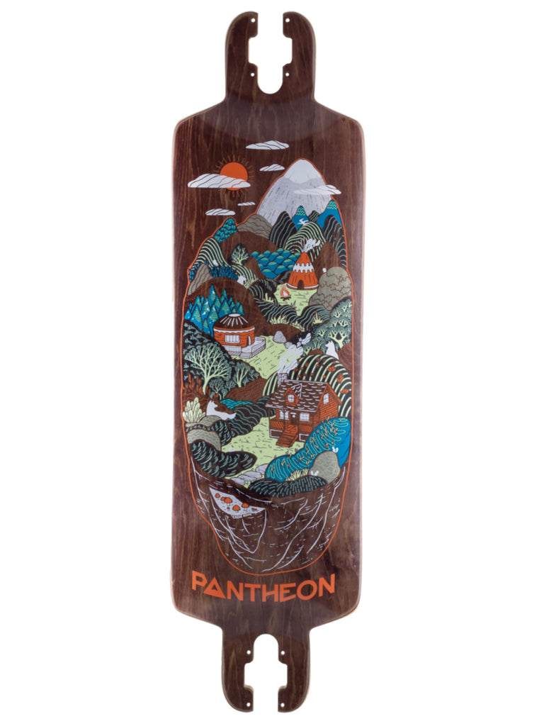 Pantheon Trip Deck, ThaneLife Longboard Shop Singapore