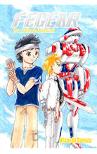 "Load image into Gallery viewer, Sample image 1 of my original manga ""FEGEAR"" 1st(English)"