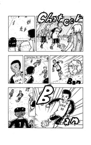 "Sample image 2 of my original manga ""A friend of the ace""(English)"