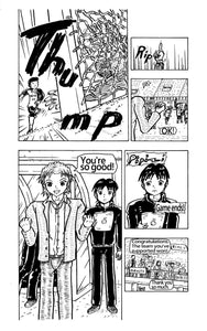 "Sample image 3 of my original manga ""A friend of the ace""(English)"