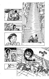 "Sample image 3 of my original manga ""She draws""(English)"