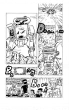 "Load image into Gallery viewer, Sample image 2 of my original manga ""FEGEAR"" 1st(English)"