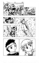 "Load image into Gallery viewer, Sample image 4 of my original manga ""FEGEAR"" 1st(English)"