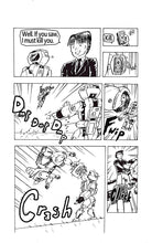 "Load image into Gallery viewer, Sample image 4 of my original manga ""FEGEAR"" 3rd(English)"