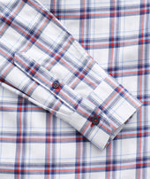 Lightweight Wrinkle-Free Flannel Baron Shirt Zoom