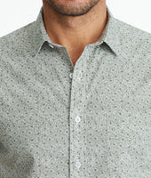 Classic Short-Sleeve Shirt with Floral Print 4