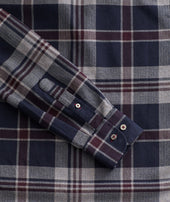 Heavyweight Flannel McLyntre Shirt Zoom