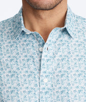 Classic Cotton Short-Sleeve Pasaeli Shirt Zoom