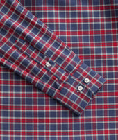 Wrinkle-Free Performance Flannel Shirt Zoom