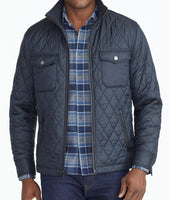 Quilted City Jacket 1