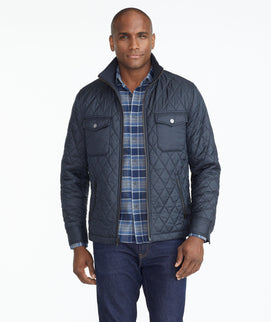 Quilted City Jacket