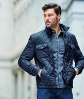 Quilted City Jacket 8