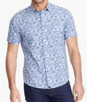 Classic Cotton Short-Sleeve Rajpal Shirt 1