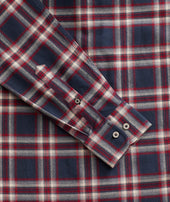 Heavyweight Flannel Rondel Shirt Zoom
