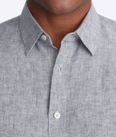 Wrinkle-Resistant Linen Strausse Shirt 4