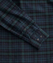 Flannel Vallone Shirt Zoom